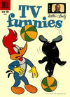 Cover for Walter Lantz New Funnies (Dell, 1946 series) #266