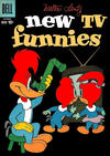 Cover for Walter Lantz New Funnies (Dell, 1946 series) #272