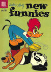 Cover for Walter Lantz New Funnies (Dell, 1946 series) #280