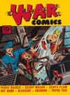 Cover for War Comics (Dell, 1940 series) #1