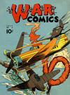 Cover for War Comics (Dell, 1940 series) #3