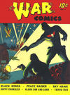 Cover for War Comics (Dell, 1940 series) #4
