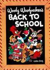 Cover for Walter Lantz Woody Woodpecker's Back to School (Dell, 1952 series) #1