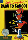 Cover for Walter Lantz Woody Woodpecker's Back to School (Dell, 1952 series) #2