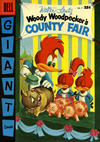Cover for Walter Lantz Woody Woodpecker's County Fair (Dell, 1956 series) #5