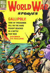 Cover for World War Stories (Dell, 1965 series) #2