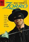 Cover for Walt Disney's Zorro (Dell, 1959 series) #11