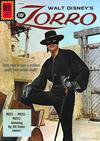 Cover for Walt Disney's Zorro (Dell, 1959 series) #14