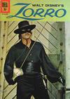 Cover for Walt Disney's Zorro (Dell, 1959 series) #15