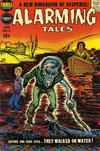 Cover for Alarming Tales (Harvey, 1957 series) #3