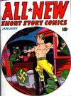 Cover for All-New Short Story Comics (Harvey, 1943 series) #1