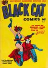 Cover for Black Cat (Harvey, 1946 series) #1