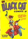 Cover for Black Cat (Harvey, 1946 series) #1