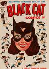 Cover for Black Cat (Harvey, 1946 series) #2