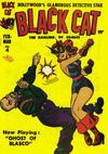 Cover for Black Cat (Harvey, 1946 series) #4