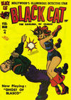 Cover for Black Cat (Harvey, 1946 series) #4