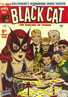 Cover for Black Cat (Harvey, 1946 series) #11