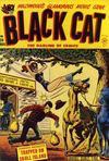 Cover for Black Cat (Harvey, 1946 series) #20