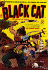 Cover for Black Cat (Harvey, 1946 series) #28