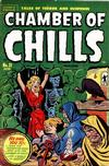 Cover for Chamber of Chills Magazine (Harvey, 1951 series) #21 [1]