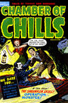 Cover for Chamber of Chills Magazine (Harvey, 1951 series) #5