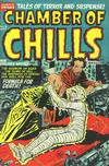 Cover for Chamber of Chills Magazine (Harvey, 1951 series) #8