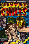 Cover for Chamber of Chills Magazine (Harvey, 1951 series) #15