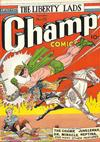 Cover for Champ Comics (Harvey, 1940 series) #15