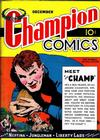 Cover for Champion Comics (Worth Carnahan, 1939 series) #2