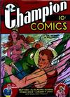 Cover for Champion Comics (Worth Carnahan, 1939 series) #3