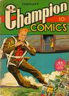 Cover for Champion Comics (Worth Carnahan, 1939 series) #4