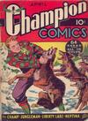 Cover for Champion Comics (Worth Carnahan, 1939 series) #6