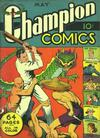 Cover for Champion Comics (Worth Carnahan, 1939 series) #7