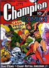 Cover for Champion Comics (Worth Carnahan, 1939 series) #8