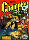 Cover for Champion Comics (Worth Carnahan, 1939 series) #10