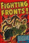 Cover for Fighting Fronts (Harvey, 1952 series) #3