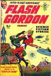 Cover for Flash Gordon (Harvey, 1950 series) #4