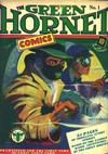 Cover for Green Hornet Comics (Temerson / Helnit / Continental, 1940 series) #1