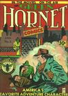 Cover for Green Hornet Comics (Temerson / Helnit / Continental, 1940 series) #3