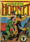 Cover for Green Hornet Comics (Temerson / Helnit / Continental, 1940 series) #4