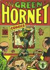 Cover for Green Hornet Comics (Temerson / Helnit / Continental, 1940 series) #6