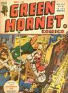 Cover for Green Hornet Comics (Harvey, 1942 series) #18