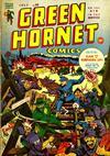 Cover for Green Hornet Comics (Harvey, 1942 series) #19