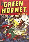Cover for Green Hornet Comics (Harvey, 1942 series) #20