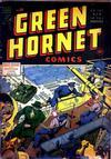 Cover for Green Hornet Comics (Harvey, 1942 series) #21