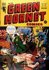 Cover for Green Hornet Comics (Harvey, 1942 series) #22