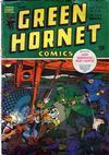 Cover for Green Hornet Comics (Harvey, 1942 series) #23