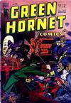 Cover for Green Hornet Comics (Harvey, 1942 series) #26