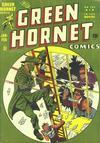 Cover for Green Hornet Comics (Harvey, 1942 series) #32