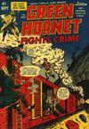Cover for Green Hornet Comics (Harvey, 1947 series) #41